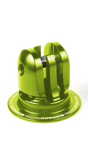 Sixpack Aheadcap - Cámaras de video - verde